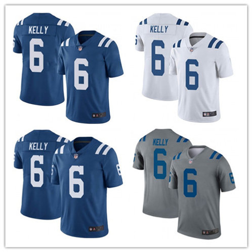 Men Chad Kelly Vapor Limited Blue, White, Rush, Gray