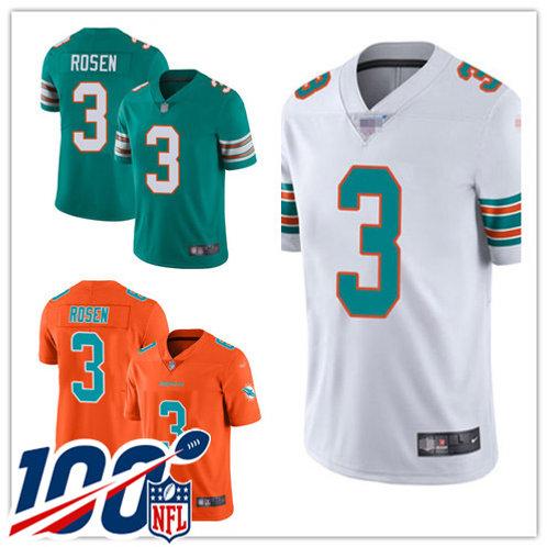 Men Josh Rosen Limited Alternate Green, White, Orange