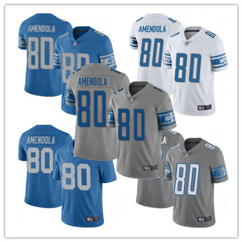 Men Danny Amendola Vapor Limited Blue, White, Alternate, Rush, Grey