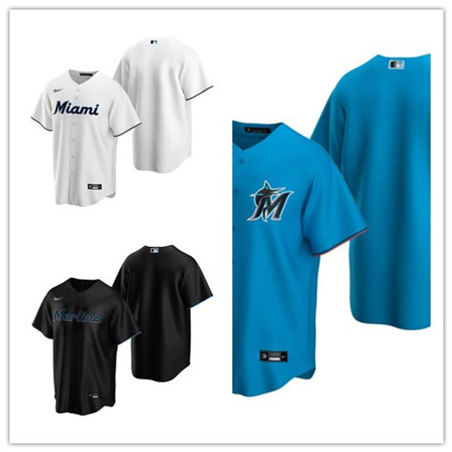 Men Blank 2020/21 Replica White, Blue, Black