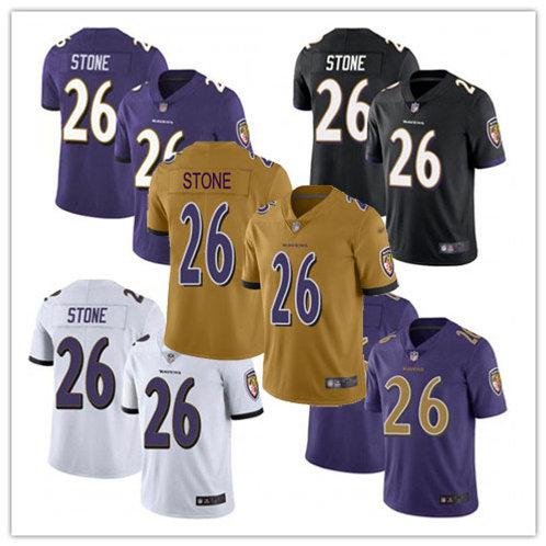 Men Geno Stone Vapor Limited Purple, White, Black, Rush, Gold