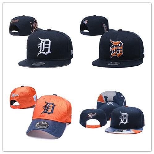 Men Authentic Game Hat Navy Blue, Orange