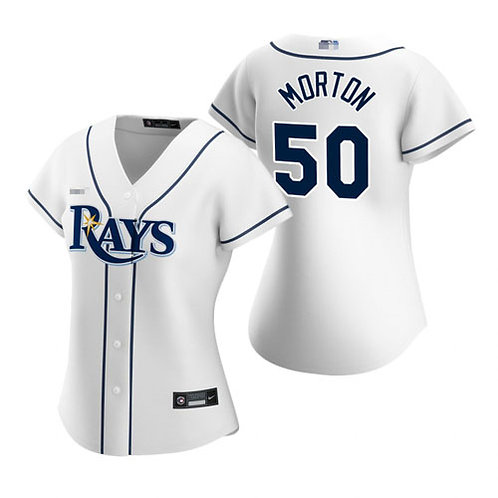 Women Charlie Morton 2020/21 Replica White