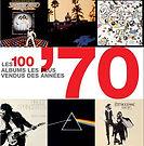 100 albums années 70
