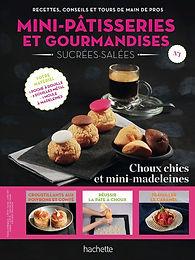 Mini-pâtisseries et gourmandises