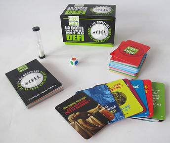 GEO Histoire boîte de cartes