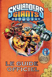 Skylanders Guide officiel
