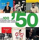 100 albums années 50