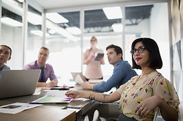 Business Meeting at Webcide.com Negative Public Relations