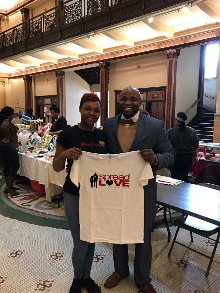 Spread Love Day at City Hall