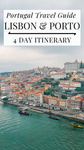 4-Day Itinerary in Portugal
