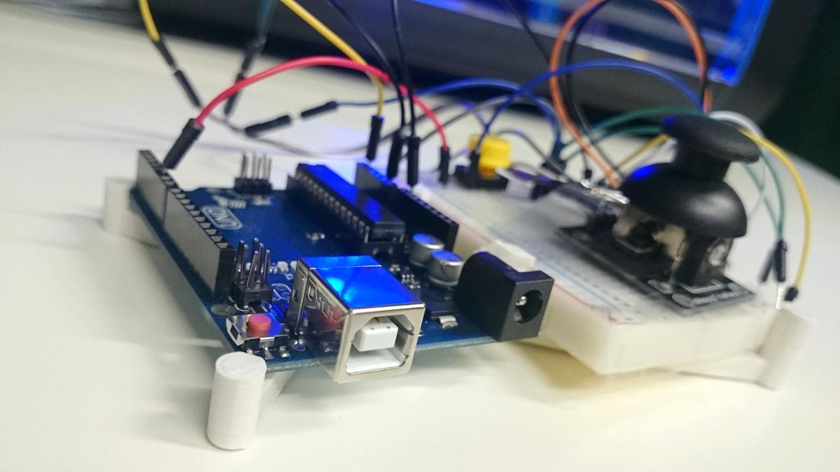 Arduino base support