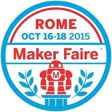 R&D @ Maker Faire Rome 2015