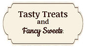 Tasty Treats & Fancy Swets logo