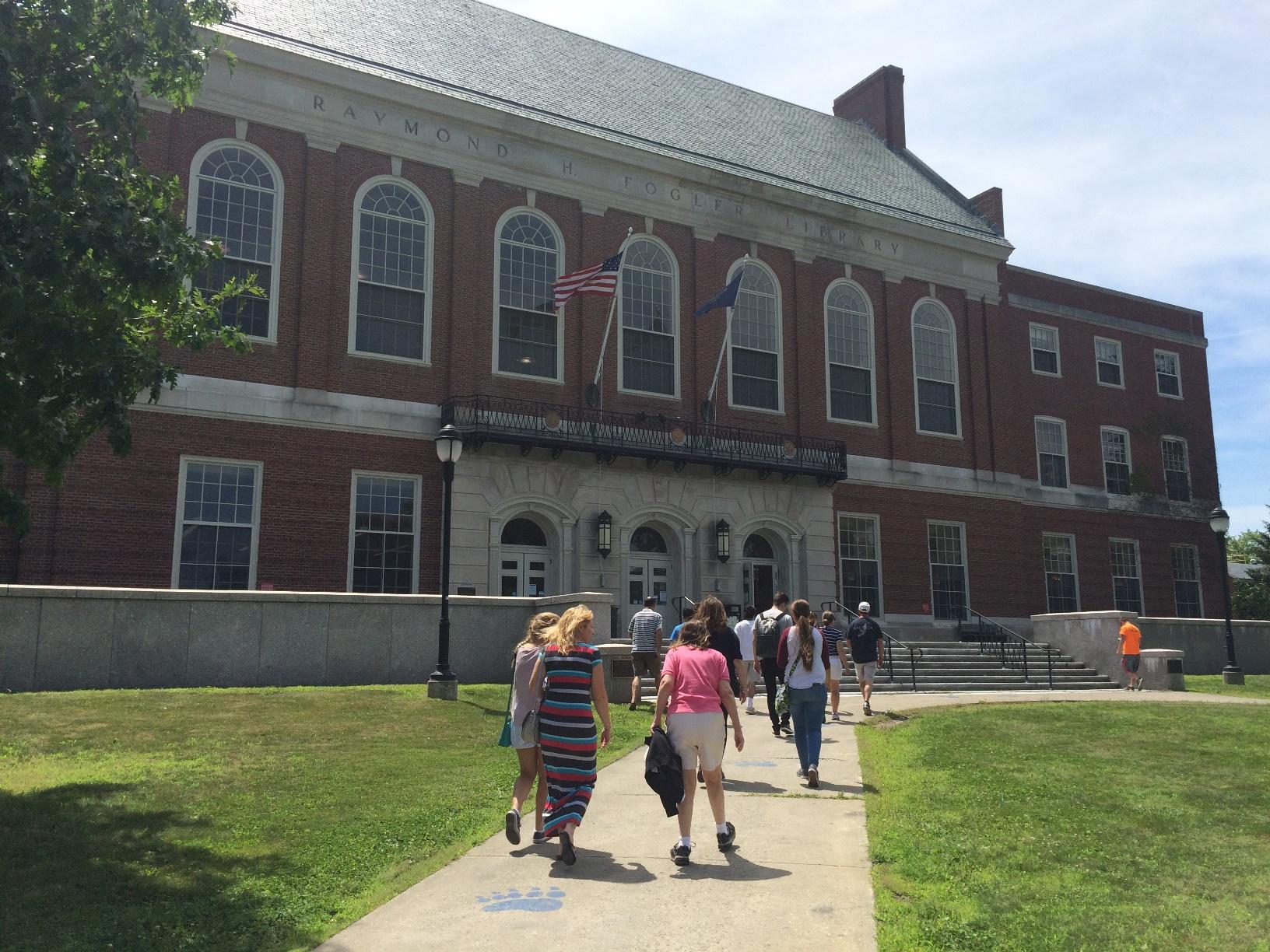 The University of Maine
