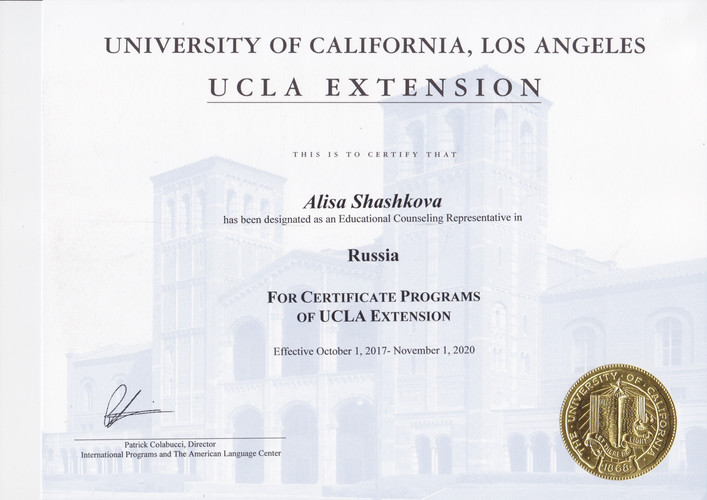 UCLA Extension