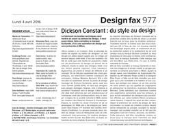 design fax