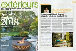 exterieur design 2018