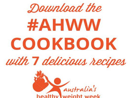 Australia's Healthy Weight Week