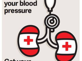 Get Your Blood Pressure Checked Today!