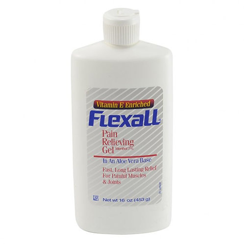 Flexall pain relief gel 16oz
