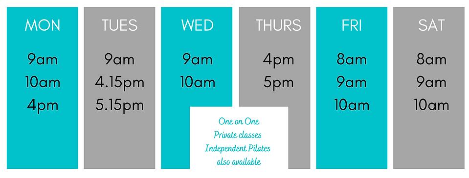 webiste pilates timetable.png