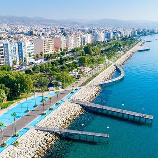 limassol sea view