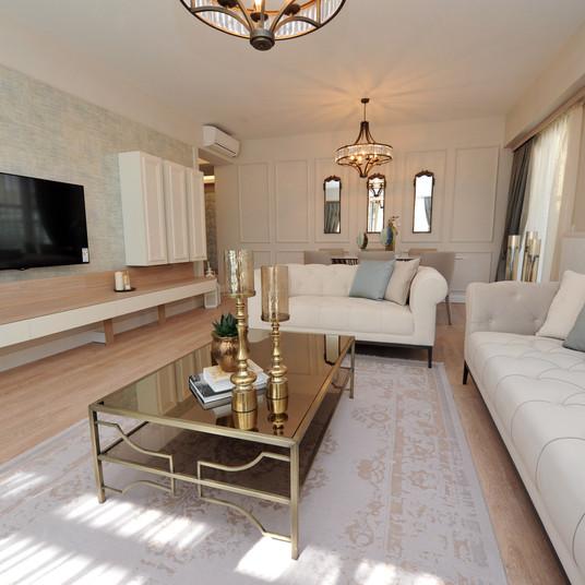 Living room left