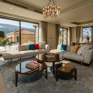 Living room -  Residences