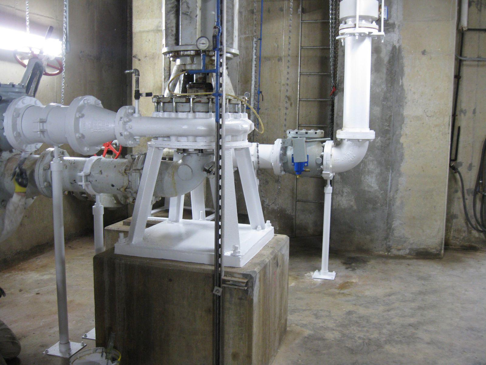 Pump Station Improvements