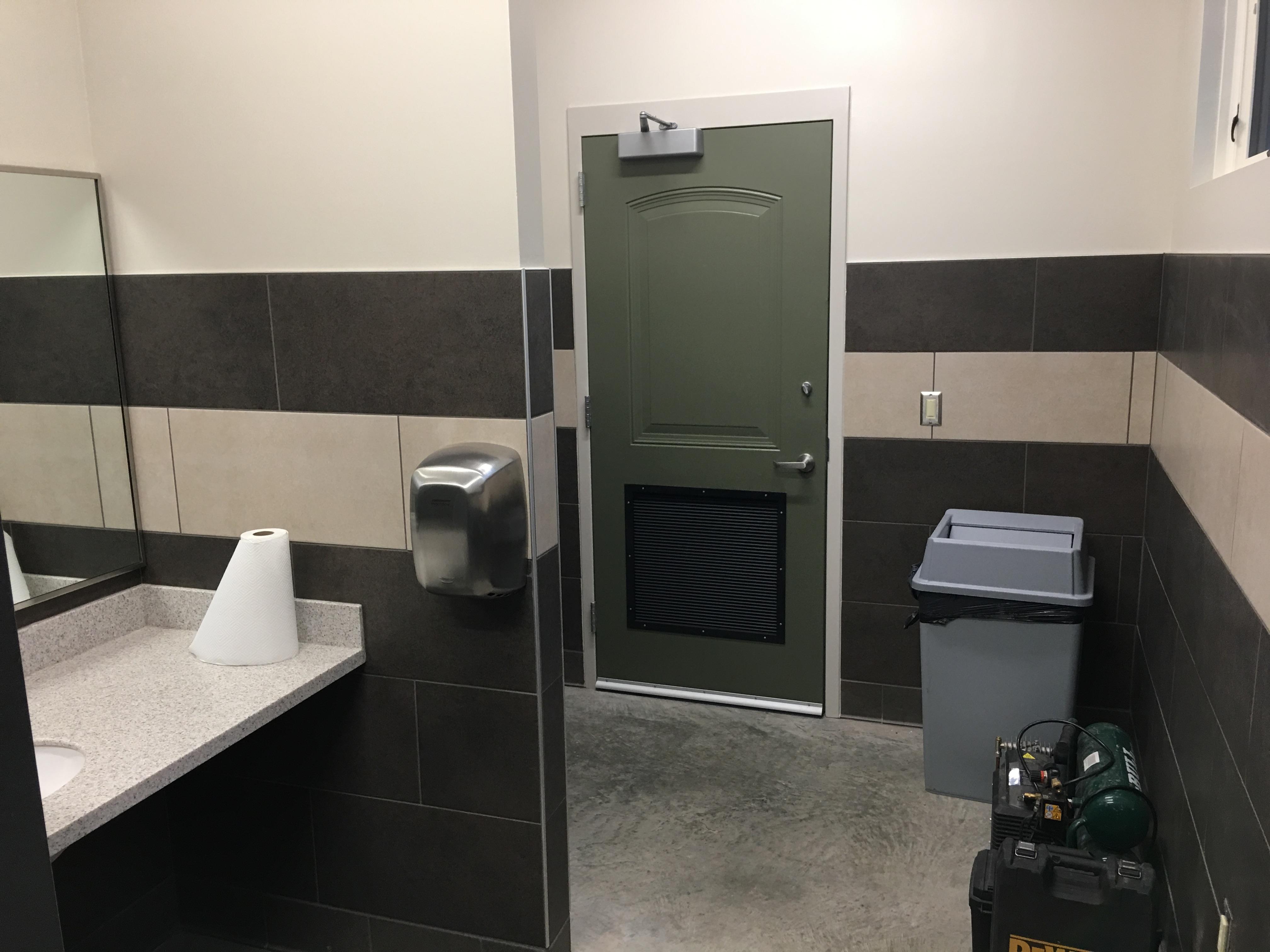Sapling Grove Bathroom Building