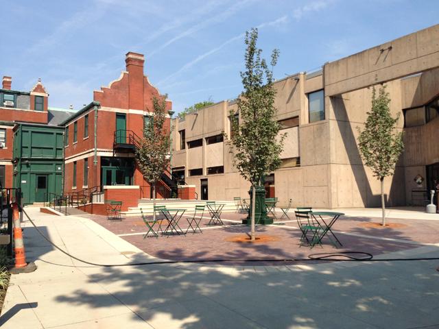 Janet K. Meyer Miller Terrace