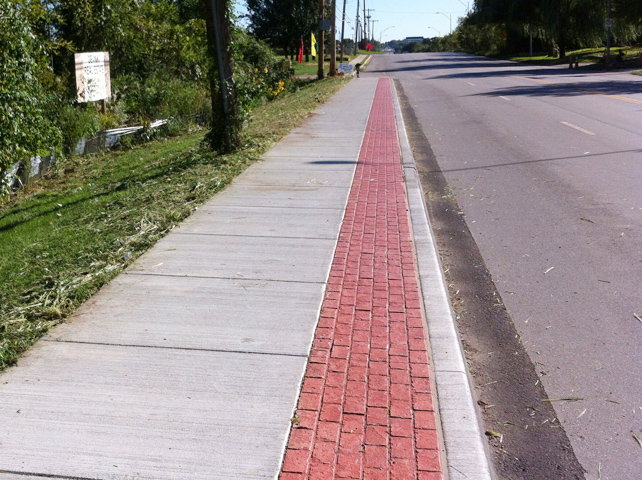 Holmes Road Sidewalk Improvements