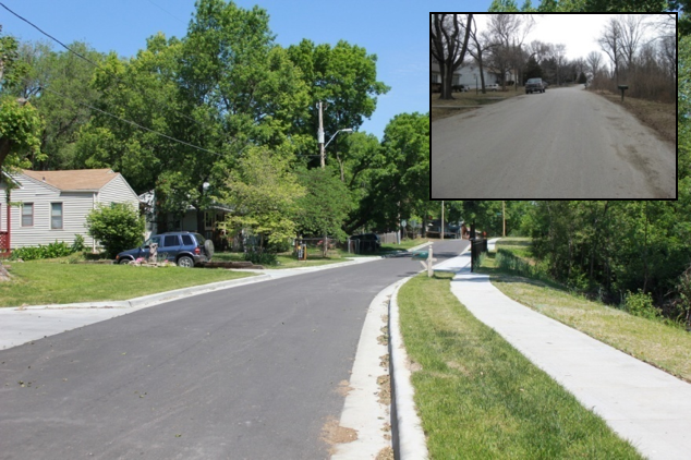North Garfield Avenue Improvements,