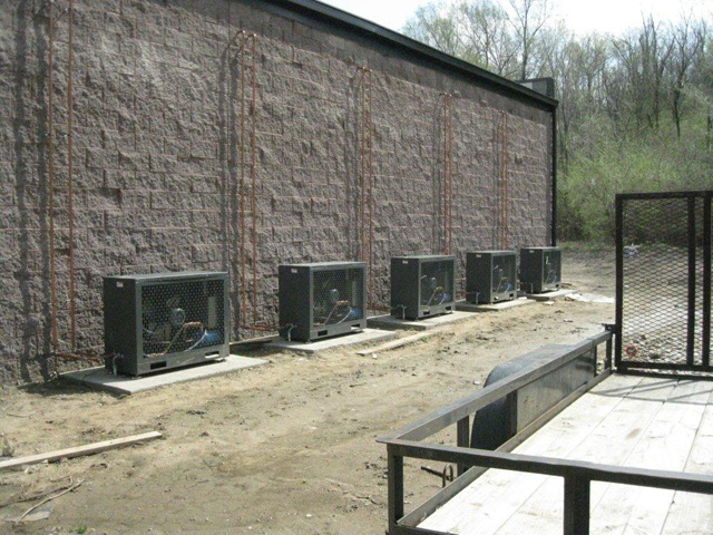 Rock Creek Aeration Improvements