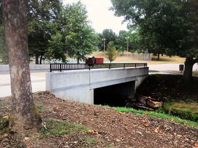 Minor Smith Park Bridge