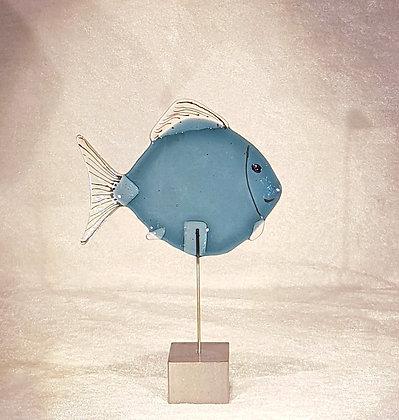 Fisk på klosse