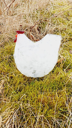 Høne til hagen