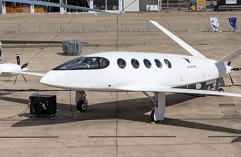 Eviation Electric Aircraft Israeli Aviation & Technology HUB Tailwinds RSA