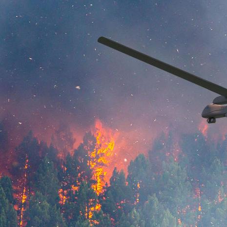 Disaster Management UAV's