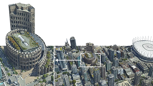 Smart Cities 3D Modelling Middle East & africa Tailwinds RSA