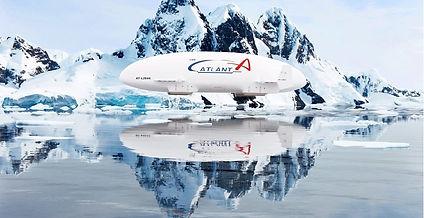 Heavy Lifting Cargo Electric AirShip Israeli Aviation & Technology HUB Talwinds RSA