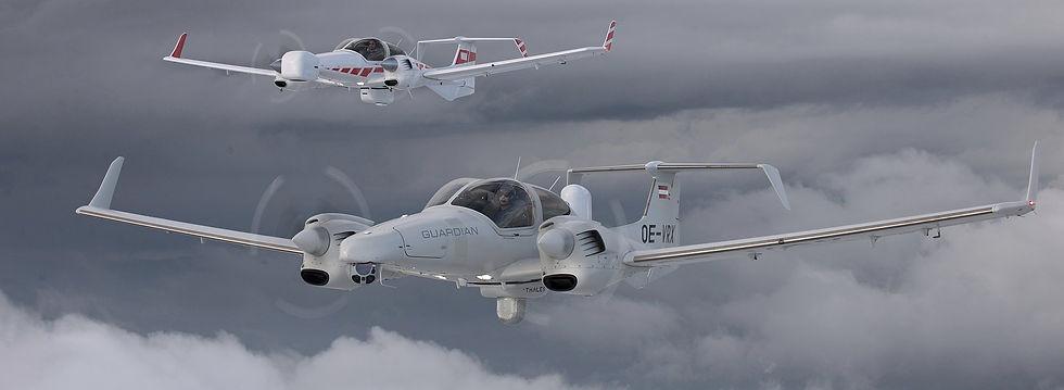 متخصصو طائرات المهمات الخاصةTailwinds RSA