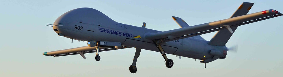 UAS Unmanned Aerial Systems Middle East & Africa Tailwinds RSA