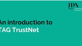 IPA: TAG TrustNet podcast