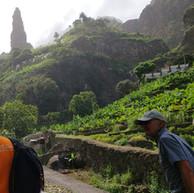Visite sur l'île de Santo Antao, Cap-Vert