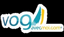 Logo Vogavecmoi, partenaire Rallye des Iles du Soleil