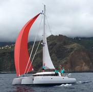 Ora, Neel 45, départ La Palma