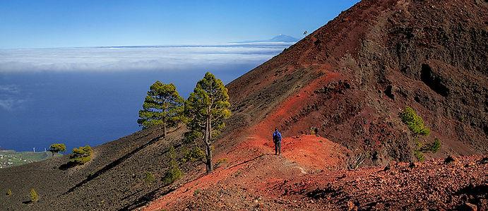 La Palma, Montagnes et Mer, port de départ du Rallye