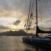 Kriter VIII, Marina Mindelo, Cap-Vert
